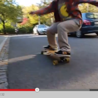 """Steping up"" – Hillbomber Longboards: Step"